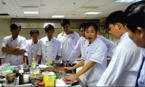 Bếp chính bếp Hoa